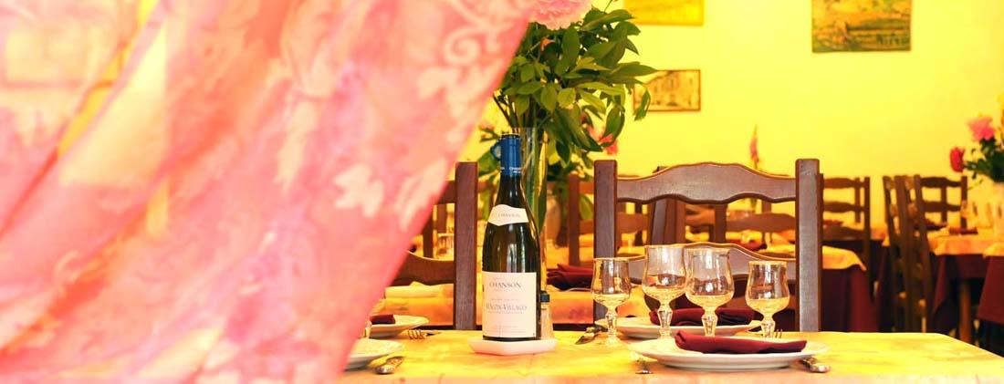 restaurant les copains ambert 63